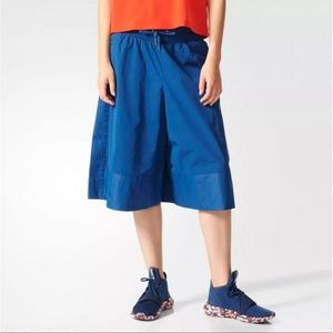 adidas originals Culotte Pants Wide Leg Cropped